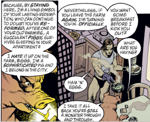 Fables Volume 1 - Bigsby Beefcake