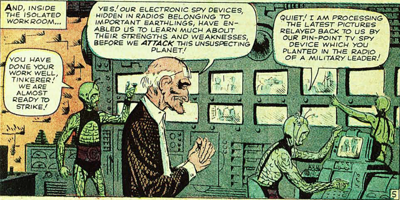 ASM 2 - Spying through Radios