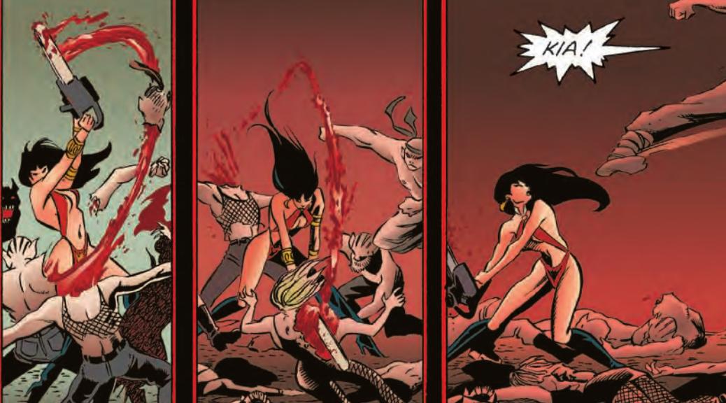 Vampirella Masters Vol 1 - Featured Image