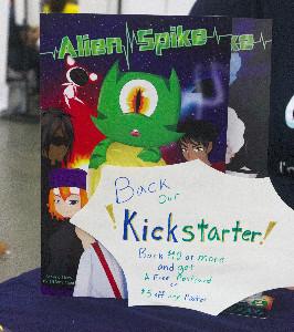 Alien Spike