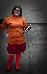 Velma is on the case