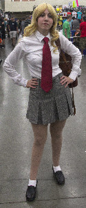 Morning Glories Cosplay (I think)