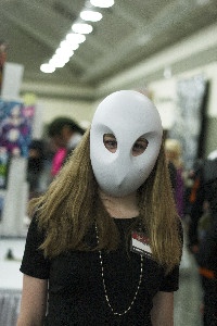 The Court of Owls has penetrated Baltimore Comic-Con!
