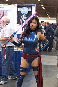 Don't mess with Psylocke!