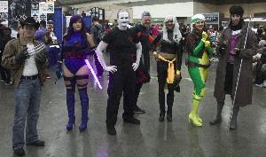 The X-Men!