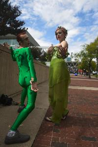 Joker and Ivy