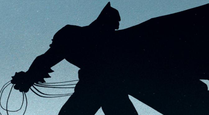 Batman The Dark Knight Returns - Featured Image