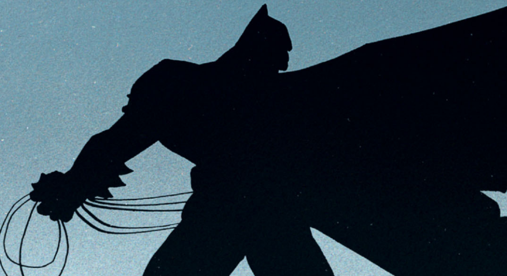 Batman The Dark Knight Returns - Featured Image