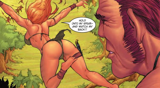 Jungle Girl Omnibus -featured image