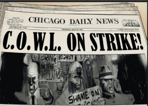 COWL Vol 1 - COWL on strike
