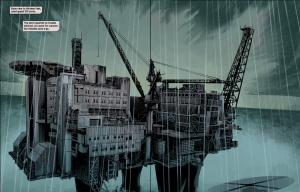 The Massive - Oil Rig