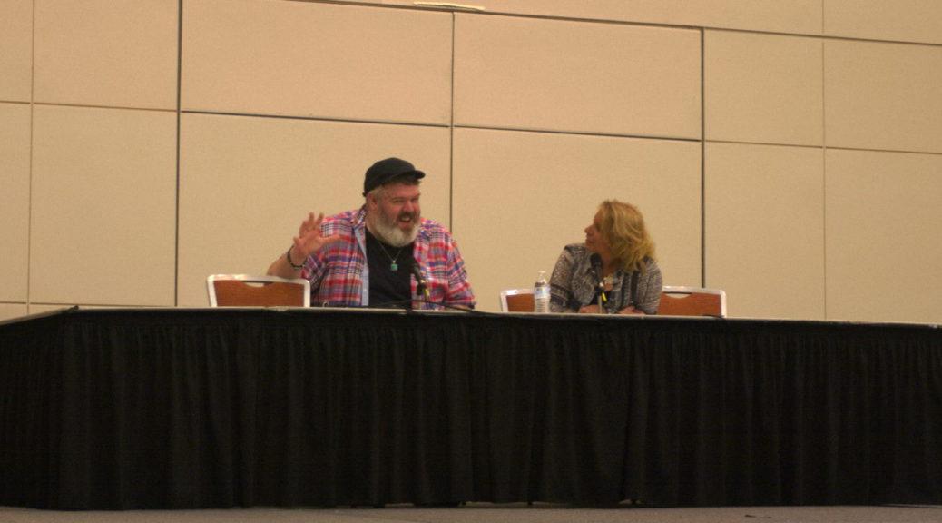 Kristian Nairn (Hodor) Spotlight Panel