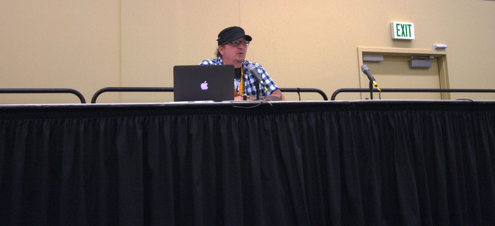Kevin Eastman at Baltimore Comic-Con