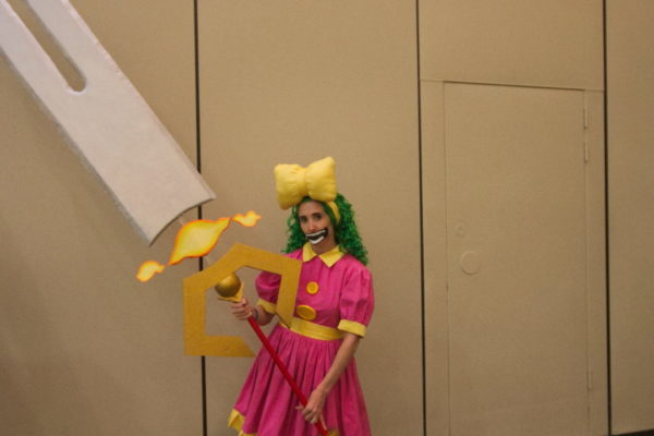 Gertrude from I Hate Fairyland