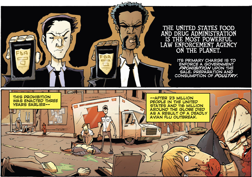 Chew Vol 4 - FDA Expansion of Powers