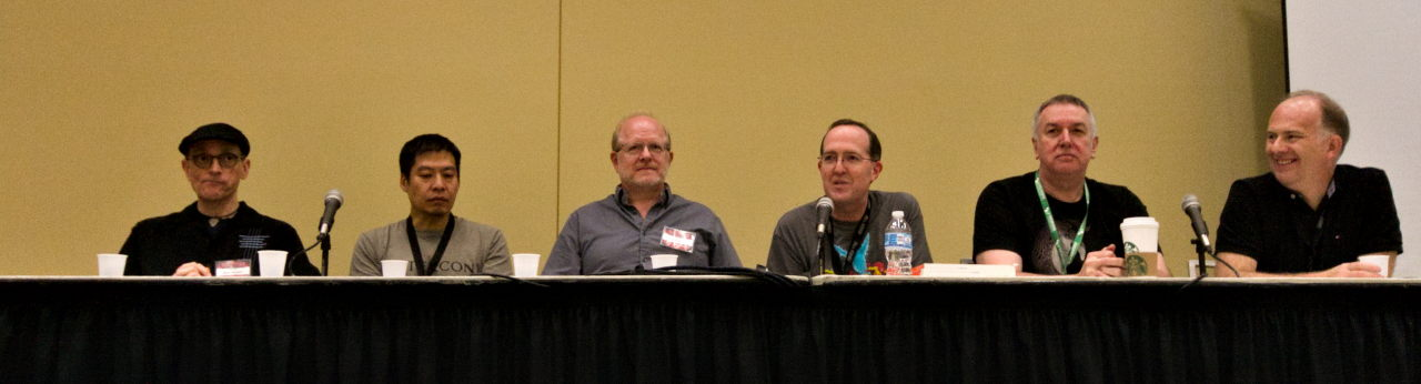 The Liberty Brigade Panel