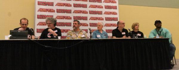AHOY Comics panel