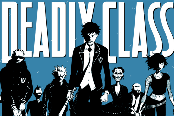 Deadly Class Motion Comic Featured Image